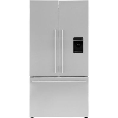 Fisher & Paykel Designer ActiveSmart RF540ADUX4 American Fridge Freezer - Stainless Steel - A+ Rated Best Price, Cheapest Prices