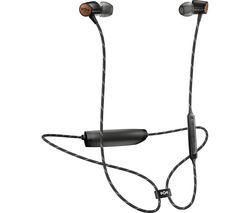 HOUSE OF MARLEY Uplift 2.0 Wireless Bluetooth Earphones - Black Best Price, Cheapest Prices