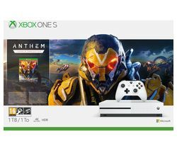 MICROSOFT Xbox One S with Anthem Best Price, Cheapest Prices