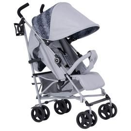 My Babiie Sam Faiers MB02 Snake Stroller - Platinum Best Price, Cheapest Prices