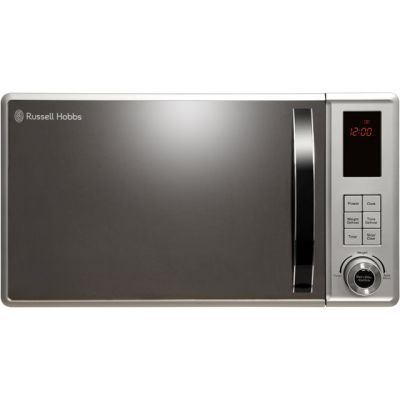 Russell Hobbs RHM2362S 23 Litre Microwave - Silver Best Price, Cheapest Prices
