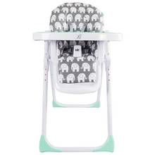 My Babiie Billie Faiers MBHC8GE Grey Elephant Highchair Best Price, Cheapest Prices