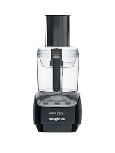 Magimix Le Mini Plus BlenderMix Food Processor - Black Best Price, Cheapest Prices