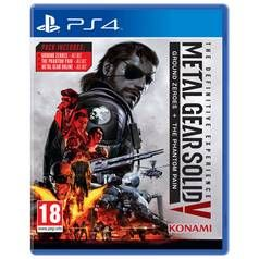 Metal Gear Solid V: The Definitive Experience PS4 Game Best Price, Cheapest Prices
