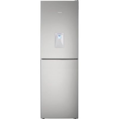 Hotpoint Day 1 XAL85T1IGWTD.1 50/50 Frost Free Fridge Freezer - Graphite - A+ Rated Best Price, Cheapest Prices
