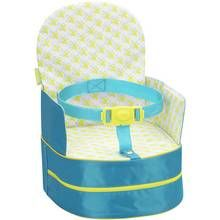 Badabulle Blue Travel Booster Seat