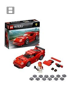 LEGO Speed Champions 75890 Ferrari F40 Competizione Car Best Price, Cheapest Prices