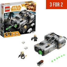 LEGO Star Wars Han Solo Moloch's Landspeeder - 75210 Best Price, Cheapest Prices