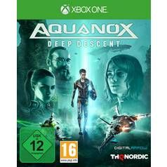 Aquanox Deep Descent Xbox One Pre-Order Game Best Price, Cheapest Prices
