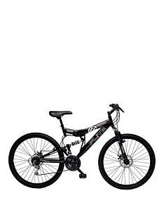Flite Phaser Ii Dual Suspension Mens Mountain Bike 18 Inch Frame Best Price, Cheapest Prices