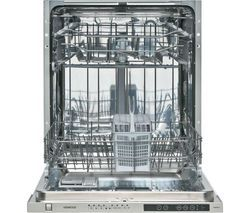 KENWOOD KID60S18 Full-size Fully Integrated Dishwasher Best Price, Cheapest Prices
