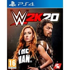 WWE 2K20 PS4 Game Best Price, Cheapest Prices