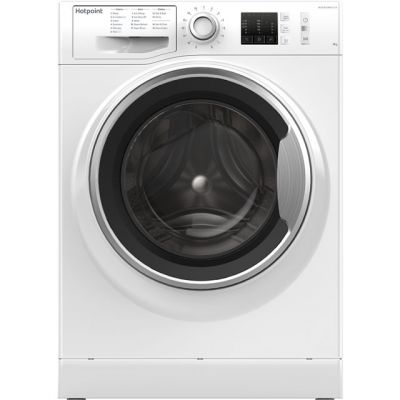Hotpoint NM10944WSUK 9Kg Washing Machine with 1400 rpm - White - A+++ Rated Best Price, Cheapest Prices