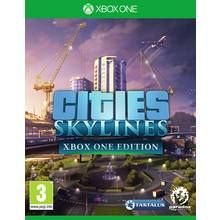 Cities: Skylines Xbox One Game Best Price, Cheapest Prices