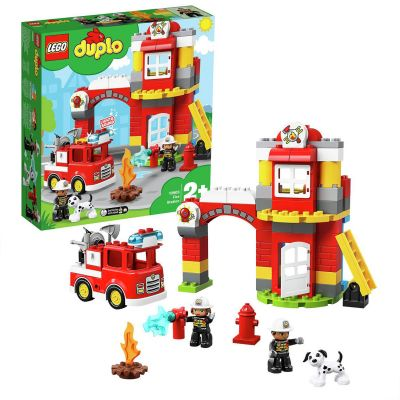 LEGO DUPLO Fire Station Playset - 10903 Best Price, Cheapest Prices
