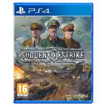 Sudden Strike 4 PS4 Game Best Price, Cheapest Prices
