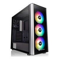 Thermaltake Level 20 MT Mid Tower Chassis, Tempered Glass, ARGB, 3x 120mm ARGB Fans/1x 120mm, USB 3.0, ATX/mATX/mITX Best Price, Cheapest Prices