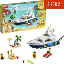 LEGO CREATOR Cruising Adventures 3in1 Model Fun Toy - 31083 Best Price, Cheapest Prices
