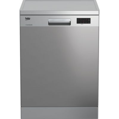 Beko DFN15R10X Standard Dishwasher - Stainless Steel - A+ Rated Best Price, Cheapest Prices