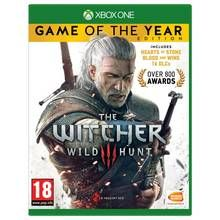 The Witcher 3: Wild Hunt Game of the Year Xbox One Game Best Price, Cheapest Prices