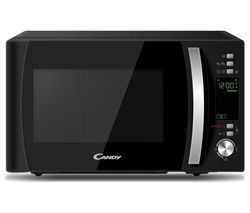 CANDY CMXW 20DB-UK Compact Solo Microwave - Black Best Price, Cheapest Prices