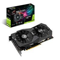 ASUS GeForce GTX 1650 ROG STRIX OC GAMING 4GB GDDR5 Graphics Card, 896 Core, 1485MHz GPU, 1830MHz Boost Best Price, Cheapest Prices