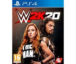 PS4 WWE 2K20 Best Price, Cheapest Prices