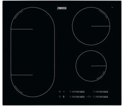 ZANUSSI ZIL6470CB Electric Induction Hob - Black Best Price, Cheapest Prices