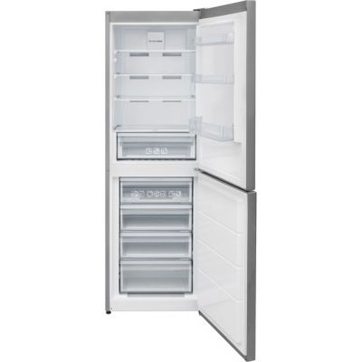 Candy CVNB6182XH5K 50/50 Frost Free Fridge Freezer - Stainless Steel - A+ Rated Best Price, Cheapest Prices