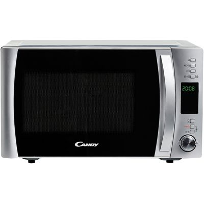 Candy CMXW 30DS-UK 30 Litre Microwave - Silver Best Price, Cheapest Prices
