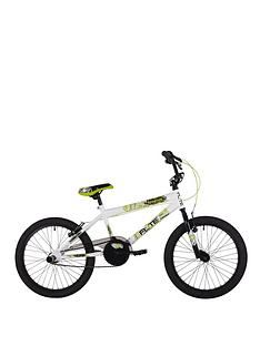 Flite Rampage Boys Freestyle BMX Bike 11 inch Frame Best Price, Cheapest Prices