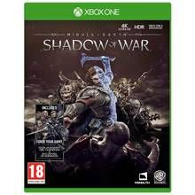 Shadow of War Standard Edition Xbox One Game Best Price, Cheapest Prices
