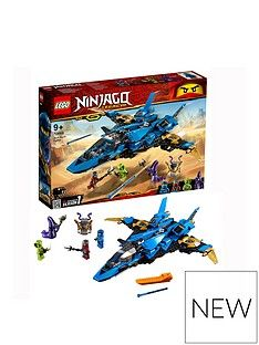 LEGO Ninjago 70668 Jay's Storm Fighter Best Price, Cheapest Prices