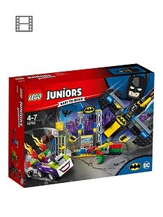 LEGO Juniors 10753 The Joker Batcave Attack Best Price, Cheapest Prices