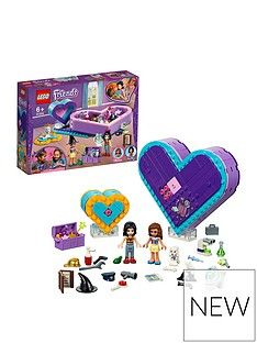 LEGO Friends 41359Heart Box Friendship pack Best Price, Cheapest Prices