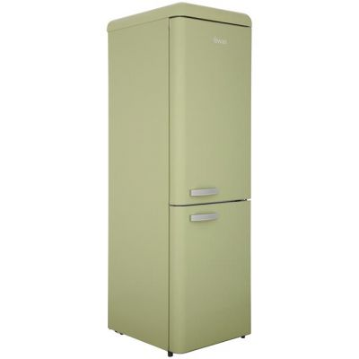 Swan SR11020FGN 70/30 Frost Free Fridge Freezer - Green - A++ Rated Best Price, Cheapest Prices