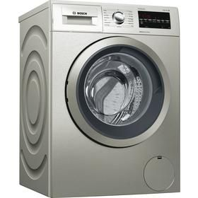 Bosch WAT2840SGB 9KG 1400 Spin Washing Machine - Silver Best Price, Cheapest Prices