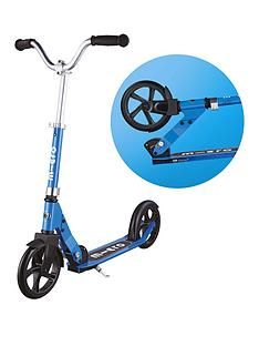 Micro Scooter Micro Cruiser - Blue Best Price, Cheapest Prices