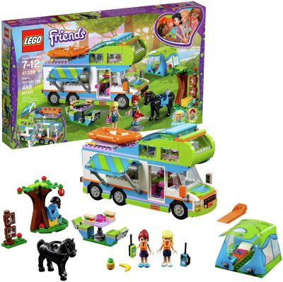 LEGO Friends Heartlake Mia's Camper Van Toy - 41339 Best Price, Cheapest Prices