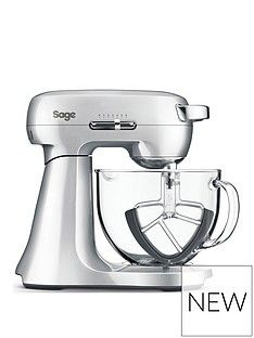 Sage BEM430UK The Scraper Mixer Best Price, Cheapest Prices
