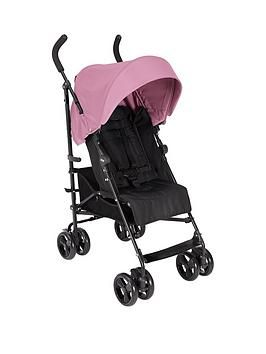 Mamas & Papas Cruise Stroller - Rose Pink Best Price, Cheapest Prices
