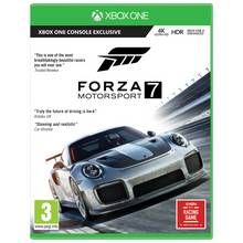 Forza 7 Xbox One Game Best Price, Cheapest Prices
