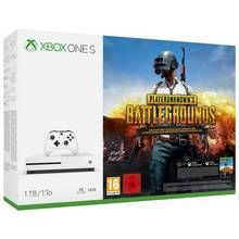 Xbox One S 1TB Console PlayerUnknown's Battlegrounds Bundle Best Price, Cheapest Prices