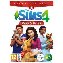 The Sims 4 Cats & Dogs Expansion Pack PC Game Best Price, Cheapest Prices