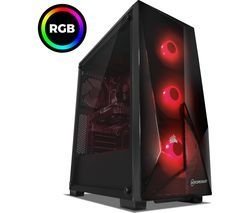 PC SPECIALIST Tornado R5 AMD Ryzen 5 RX 590 Gaming PC - 1 TB HDD & 120 GB SSD Best Price, Cheapest Prices