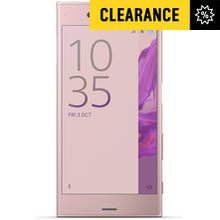 Sim Free Sony XZ Mobile Phone - Pink Best Price, Cheapest Prices