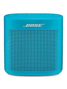 Bose SoundLink® Colour Bluetooth® Speaker Series II - Aquatic Blue Best Price, Cheapest Prices