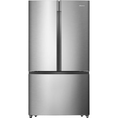 Hisense RF715N4AS1 American Fridge Freezer - Stainless Steel - A+ Rated Best Price, Cheapest Prices