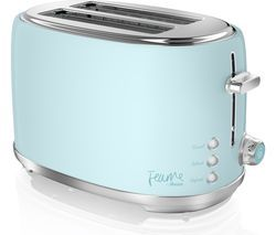 SWAN Fearne ST20010PKN 2-Slice Toaster - Peacock Best Price, Cheapest Prices
