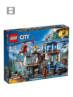 LEGO City 60174 Police Mountain Police Headquarters Best Price, Cheapest Prices